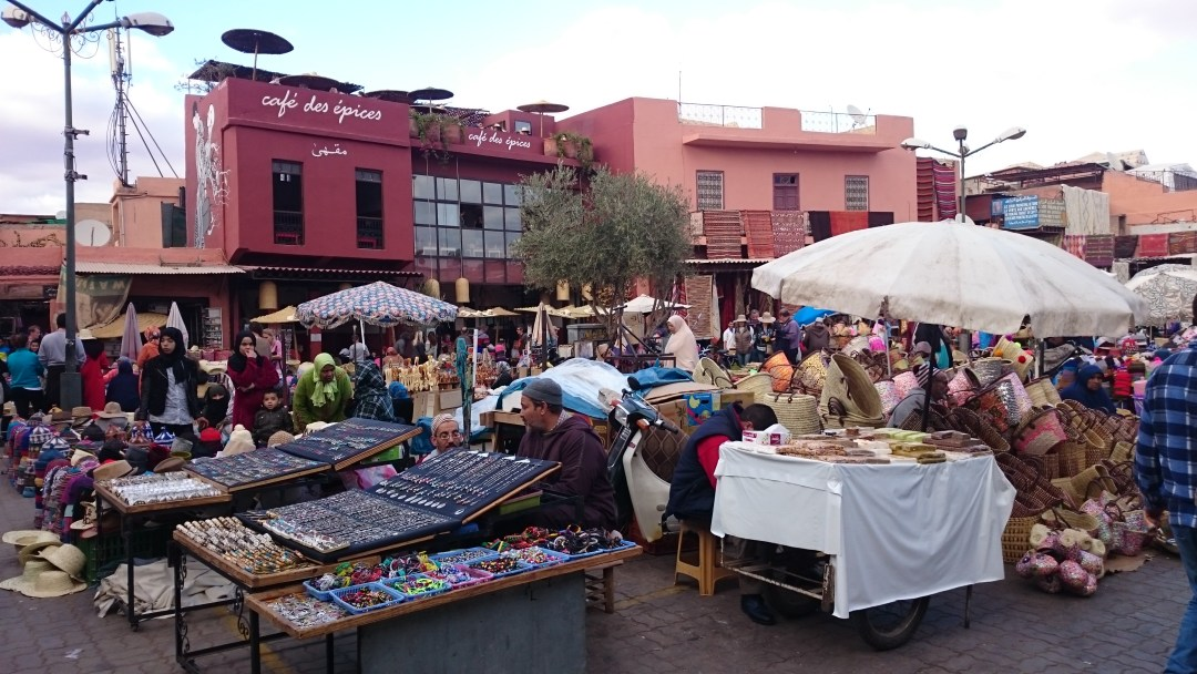 cafe des epices marrakech