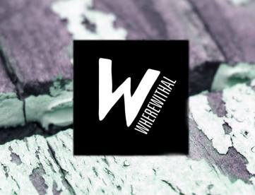 Wherewithal poetry journal logo