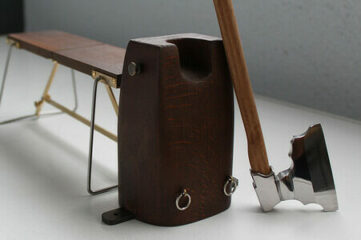 photo of execution equipment