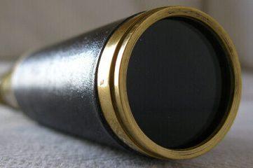 photo of a spyglass