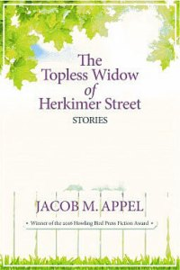 The Topless Widow of Herkimer Street book cover