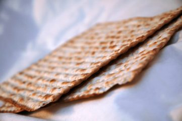 photo of matzo
