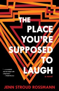 cover of The Place You're Supposed to Laugh