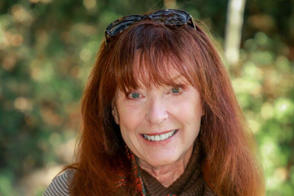 Jayne Martin author photo