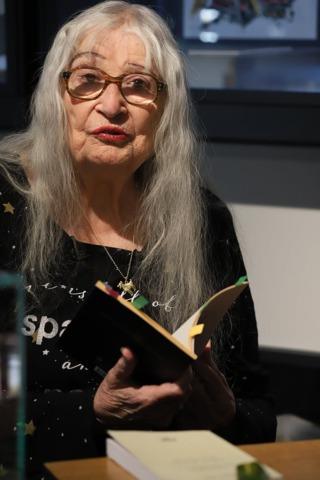 La 90 de ani, Nora Iuga despre începuturi: a fost penibil! (video)