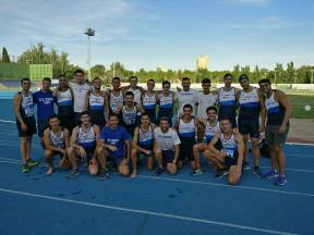 Equipo Masculino CEAT 1984