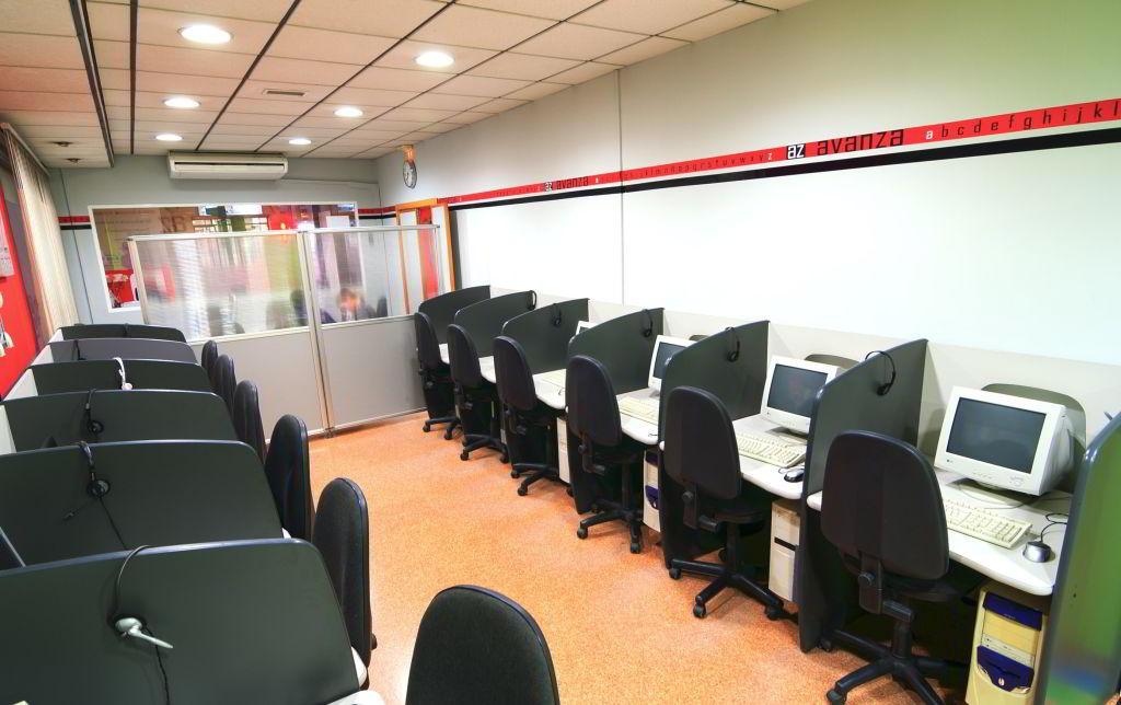 Aula de informática vista nº1