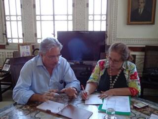 Reunião – Gadelha e Ana Costa