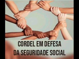 Núcleo Recife do CEBES faz Cordel em defesa da Seguridade Social