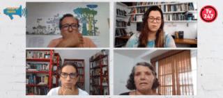 Lúcia Souto para a TV 247: 'Brasil poderia estar sendo, junto com os BRICS, um protagonista no combate à pandemia de covid-19'