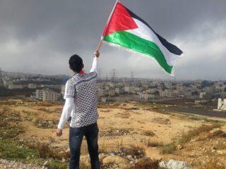 Entidades assinam nota de solidariedade ao povo palestino