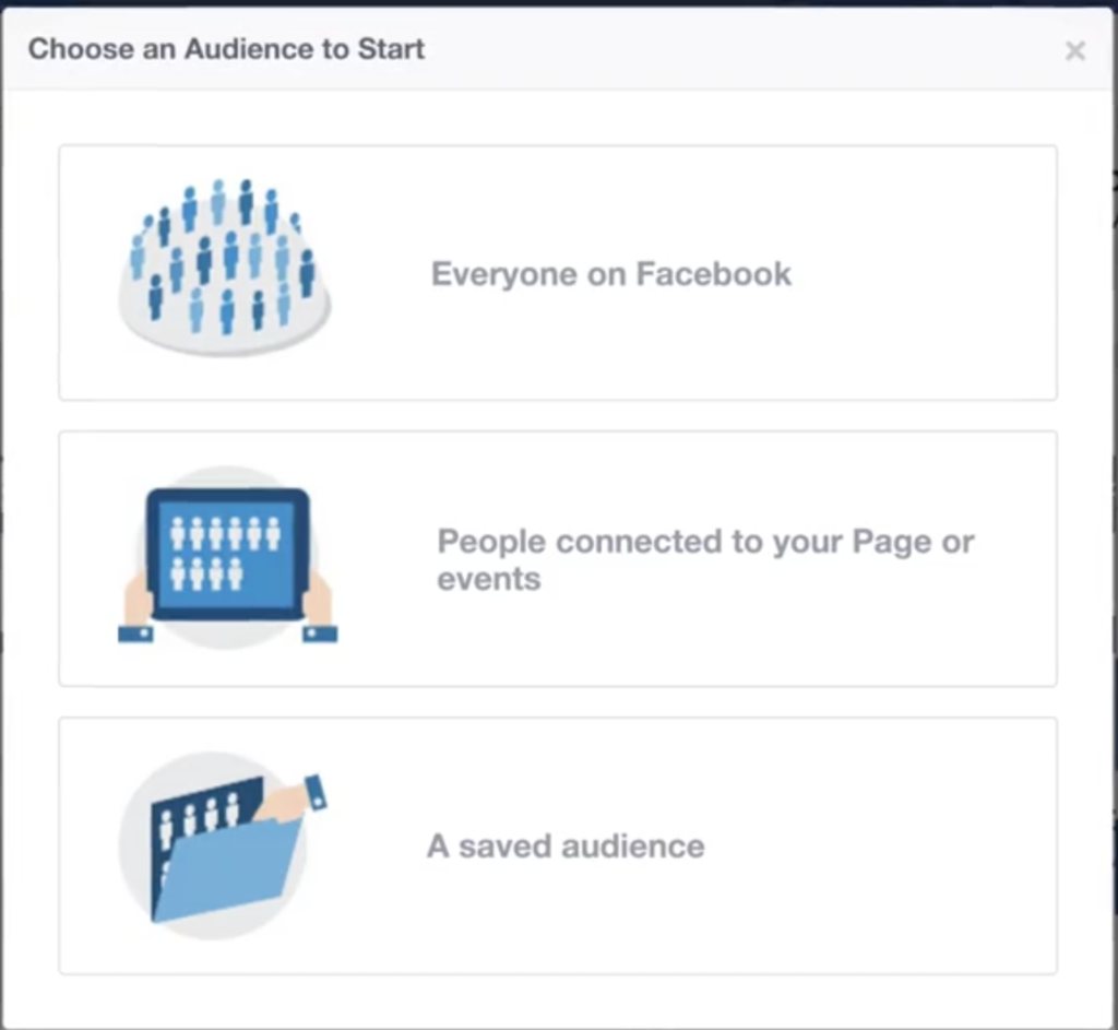 Facebook insights data sources