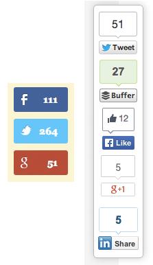 Social-Sharing-Buttons