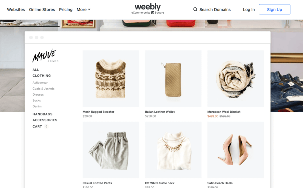 Weebly 1 Twin Front