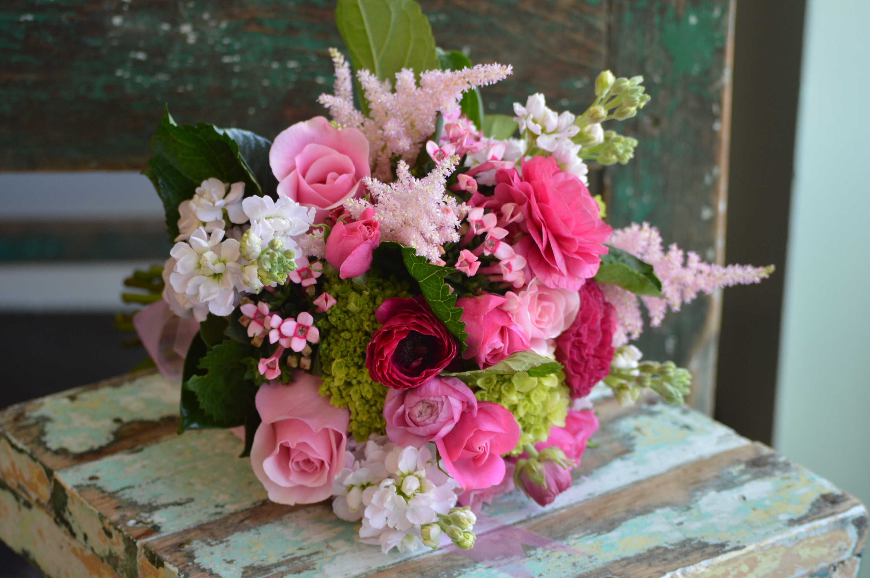 Prom Bouquets Cebolla Fine Flowers