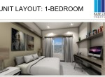 1 Bedroom Condo for Sale in Baseline, Cebu