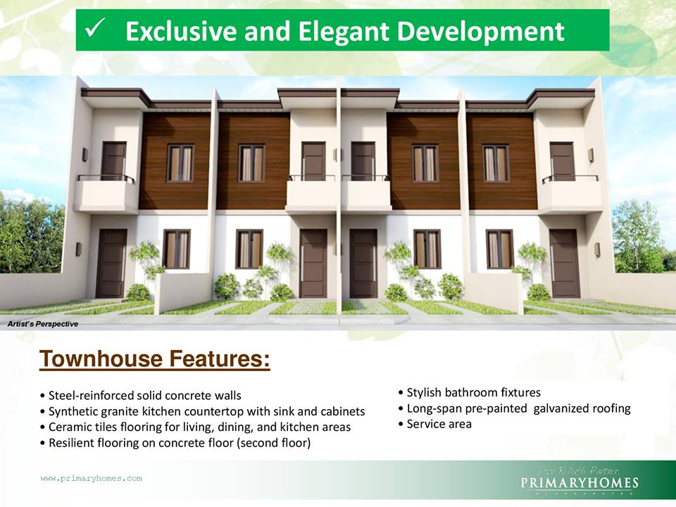 Elegant 2 BR Townhouse for Sale in Tangke, Talisay Cebu
