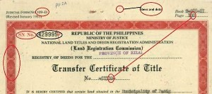 How to Detect Fake Titles in the Philippines