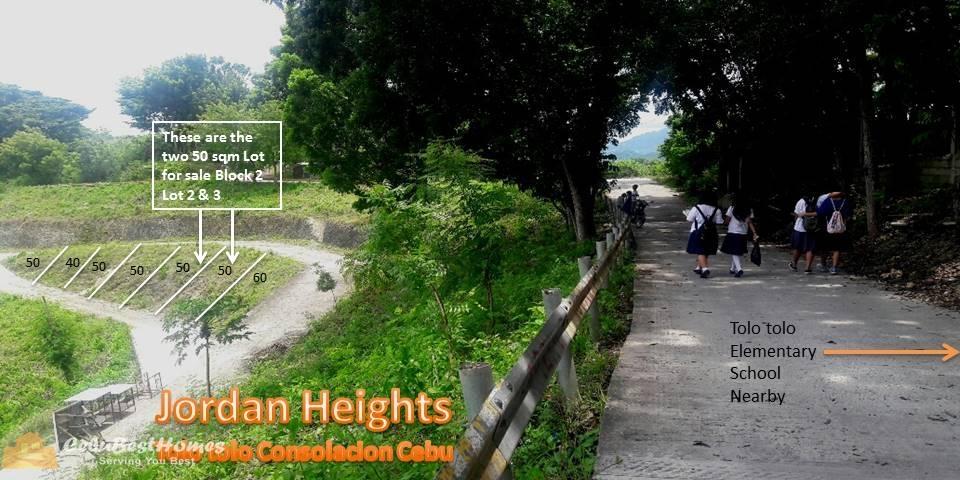 Most Affordable 100 Sqm Lot for Sale in Consolacion Cebu