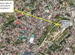 Sta Lucia Town square-5672sqm-google-map2