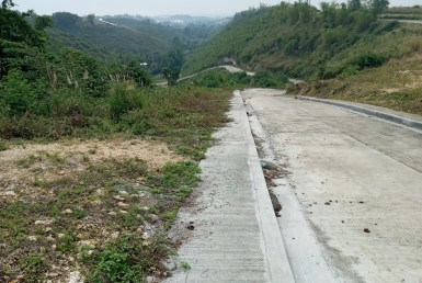 Elevated Lot for Sale in Consolacion Cebu