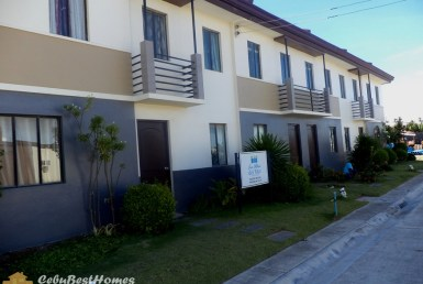 Nearly Ready for Occupancy Townhouse for Sale in Lapu-Lapu Cebu
