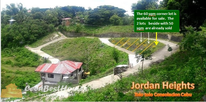 Most Affordable Lot for Sale in Consolacion Cebu