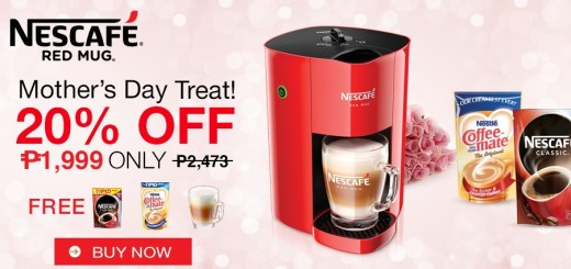 Nescafé celebrates Mother's Day with a Red Mug Treat | Cebu Finest