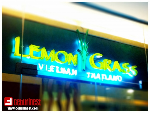 Thai and Vietnamese cuisine at Lemon Grass (Ayala Center Cebu) | Cebu Finest