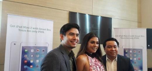 Smart Bro unveils best broadband package with iPad Mini 2 | Cebu Finest