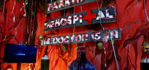 "The thrills continue at Parkmall's ""The Hospital"" 