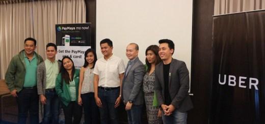 PayMaya and Uber launch exclusive cashless commute promo for Cebu   Cebu Finest