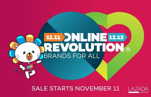 More than 1M deals for Lazada Philippines 11.11 Online Revolution Sale | Cebu Finest