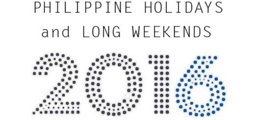 Malacañan declares December 26, January 2 as special non-working holidays | Cebu Finest