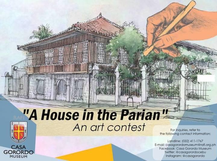 Casa Gorordo Museum screens Sinulog film entries, holds art contest | Cebu Finest