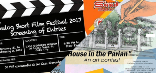Casa Gorordo Museum screens Sinulog film entries, holds art contest | Cebu Finest