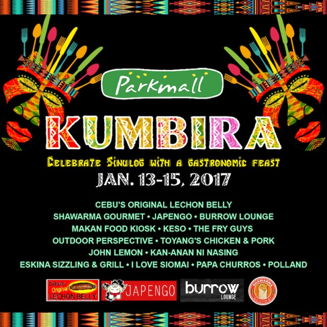 Celebrate Sinulog 2017 with Parkmall's 3rd Sugbo Fest | Cebu Finest