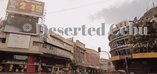 "Cebu Orange Films presents ""Deserted Cebu"" 