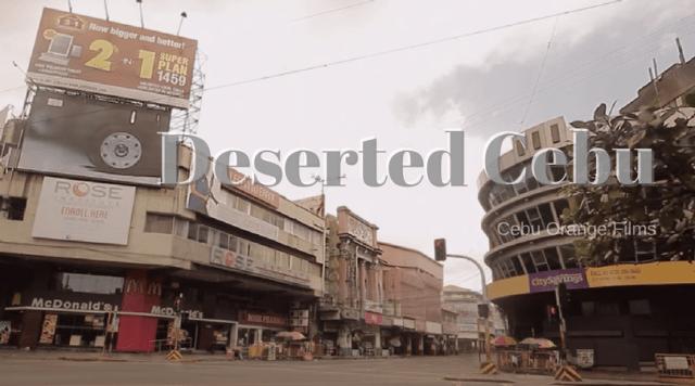 """Cebu Orange Films presents """"Deserted Cebu""""   Cebu Finest"""