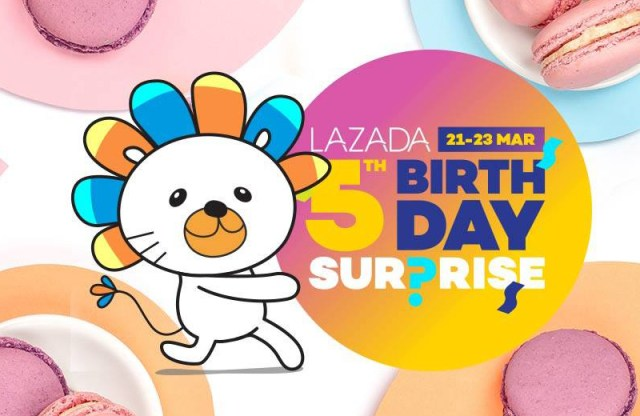Beach bums, are you camera-ready for Lazada Birthday Blowout? | Cebu Finest