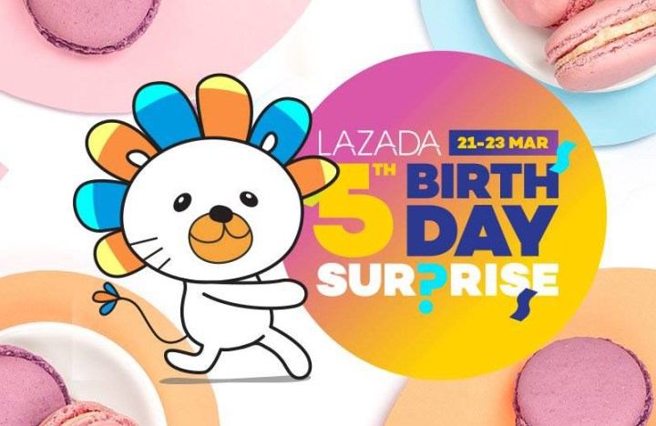 Beach bums, are you camera-ready for Lazada Birthday Blowout?   Cebu Finest