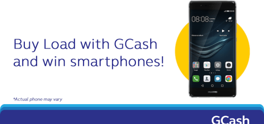 Buy Load with GCash and win smartphones promo   Cebu Finest