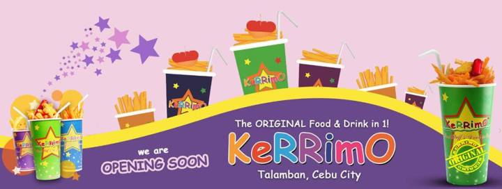 Kerrimo, the food-and-drink in a cup, opens a store in Cebu | Cebu Finest