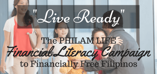 """Philam Life promotes """"Live Ready"""" Campaign for Financial Literacy 