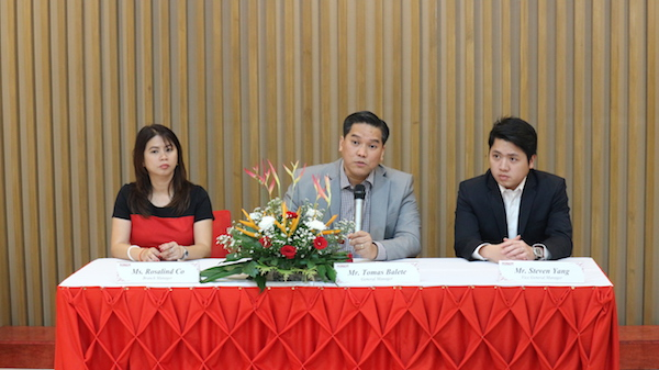 TOSOT Philippines conducts press conference in Cebu | Cebu Finest