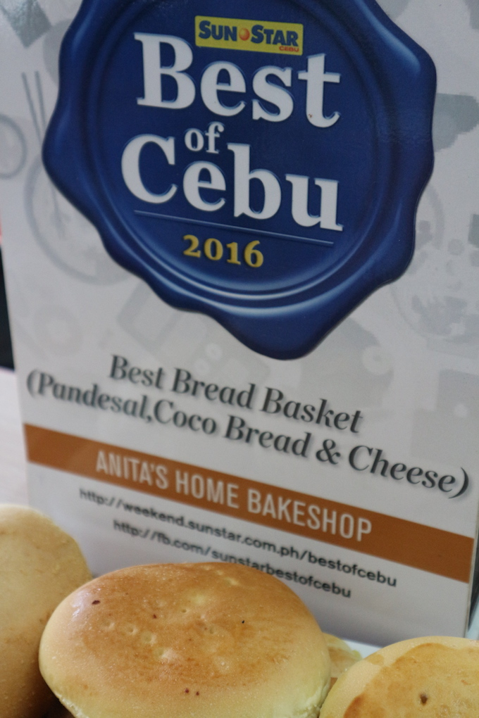 A #HomeBakedGoodness afternoon with Anita's Home Bakeshop | Cebu Finest