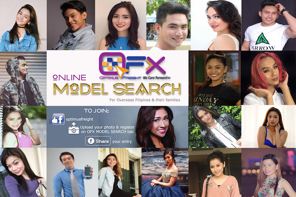 The OFX Model Search is now open for Cebu | Cebu Finest
