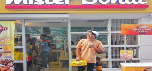 Unbox The Fun with Mister Donut in Metro Cebu | Cebu Finest