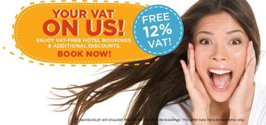 Travelbook.ph shoulders 12% VAT on hotel bookings | Cebu Finest