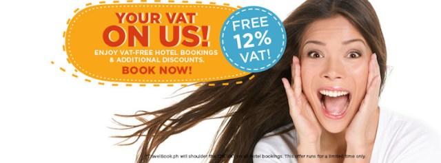 Travelbook PH shoulders 12% VAT on hotel bookings | Cebu Finest